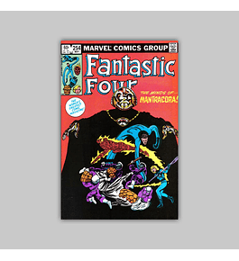 Fantastic Four 254 1983