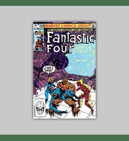 Fantastic Four 255 1983