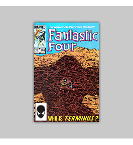 Fantastic Four 269 1984