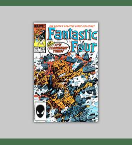 Fantastic Four 274 1985