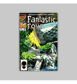 Fantastic Four 284 1985