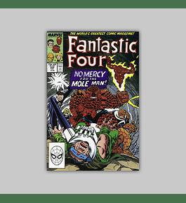 Fantastic Four 329 FN (6.0) 1988