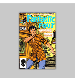 Fantastic Four 287 1986