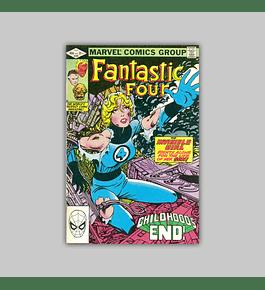 Fantastic Four 245 1982