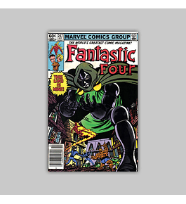 Fantastic Four 247 VF/NM (9.0) 1982