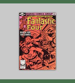 Fantastic Four 220 1980