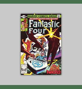 Fantastic Four 227 1981