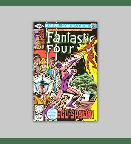 Fantastic Four 228 1981