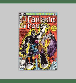 Fantastic Four 229 1981