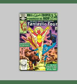Fantastic Four 239 1982