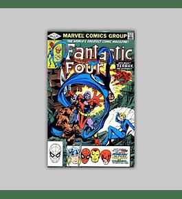 Fantastic Four 242 1982