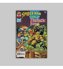 Spider-Man Team-Up 3 1996