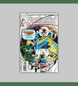 Fantastic Four 398 Foil 1995