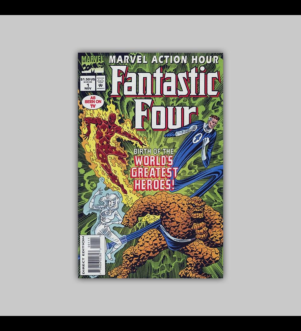 Marvel Action Hour: Fantastic Four 1 1994