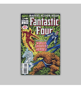 Marvel Action Hour: Fantastic Four 1 1994