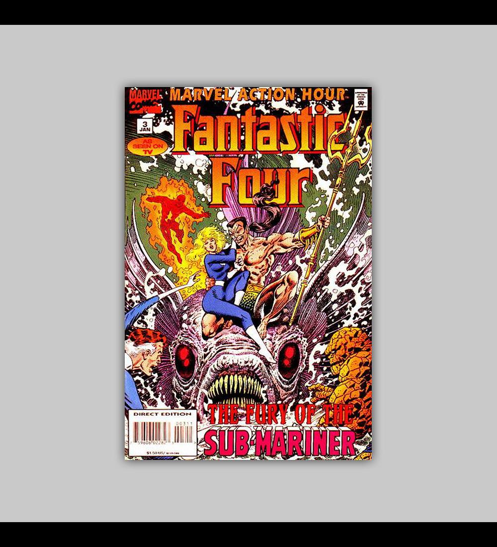 Marvel Action Hour: Fantastic Four 3 1995