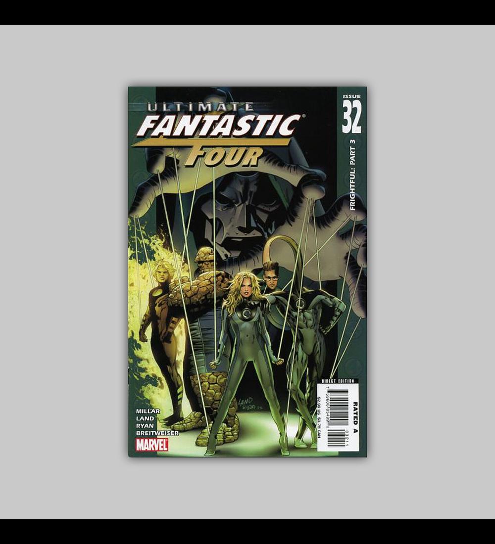 Ultimate Fantastic Four 32 2006