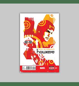 Hawkeye (Vol. 3) 21 2015