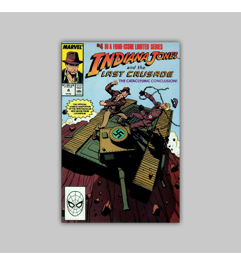 Indiana Jones and the Last Crusade 4 1989