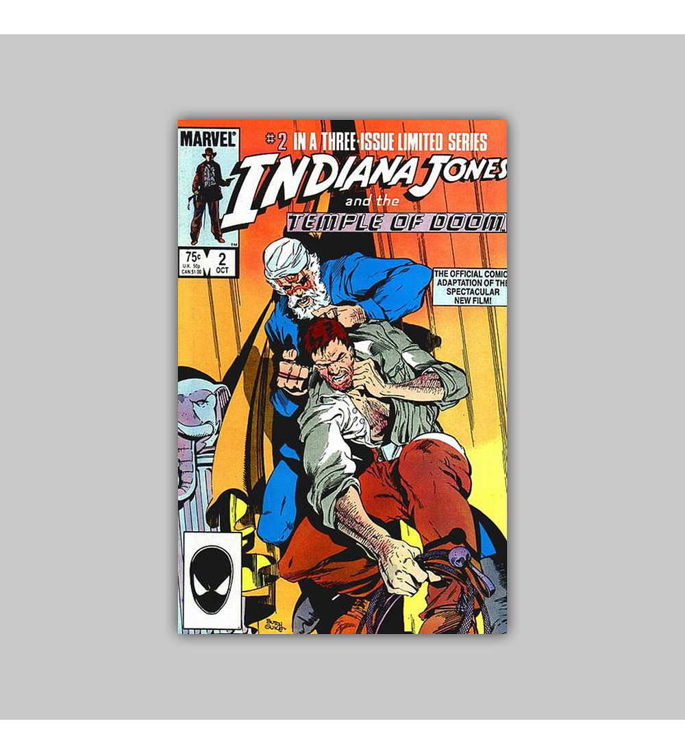 Indiana Jones and the Temple of Doom (complete limited series) 1984