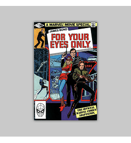 James Bond: For Your Eyes Only (complete limited series) 1981
