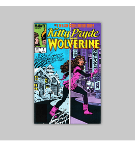 Kitty Pryde and Wolverine 1 1984
