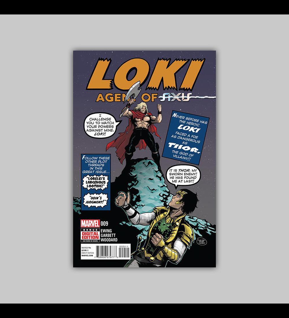 Loki: Agent of Asgard 9 2015