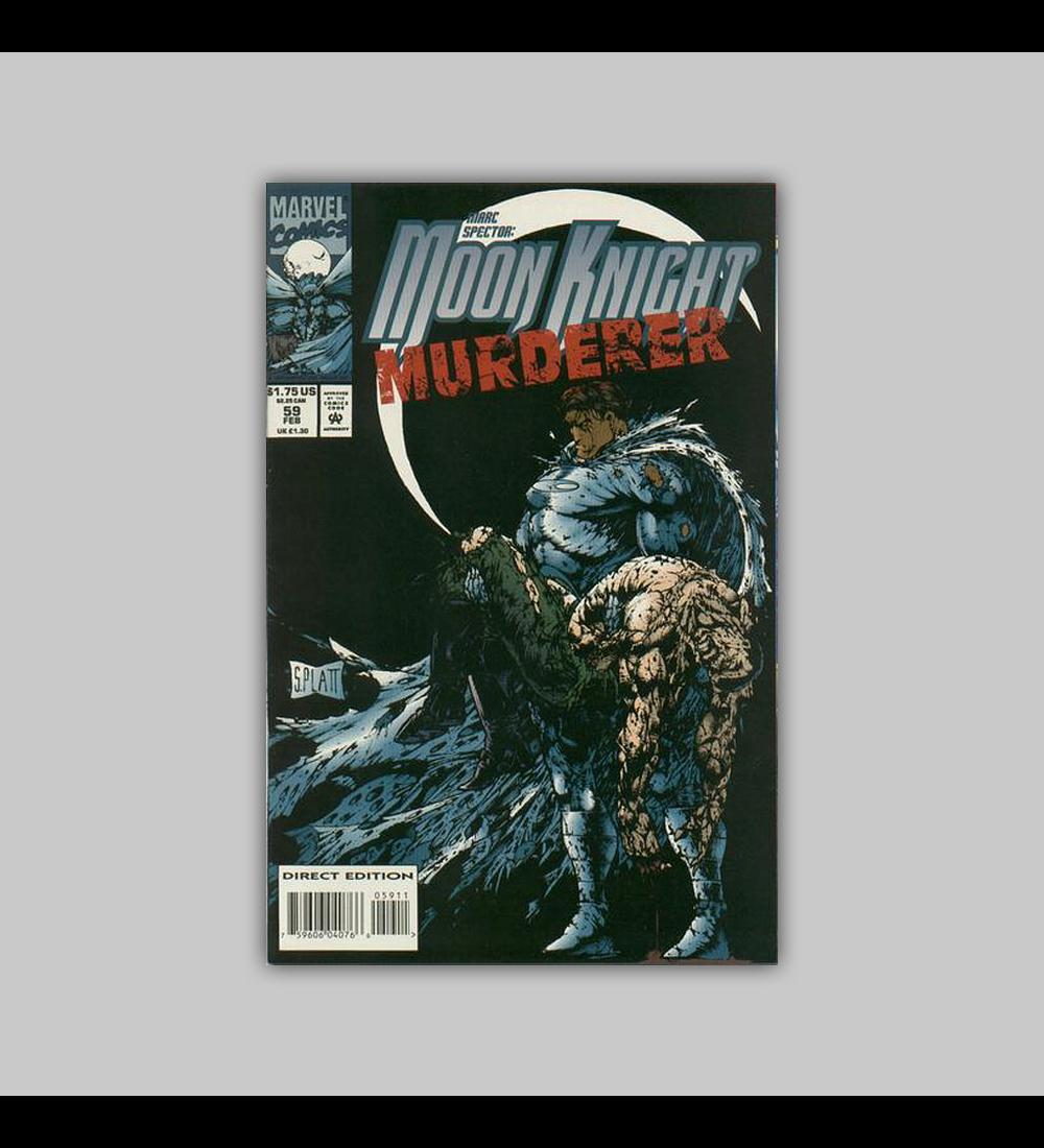 Marc Spector: Moon Knight 59 1994