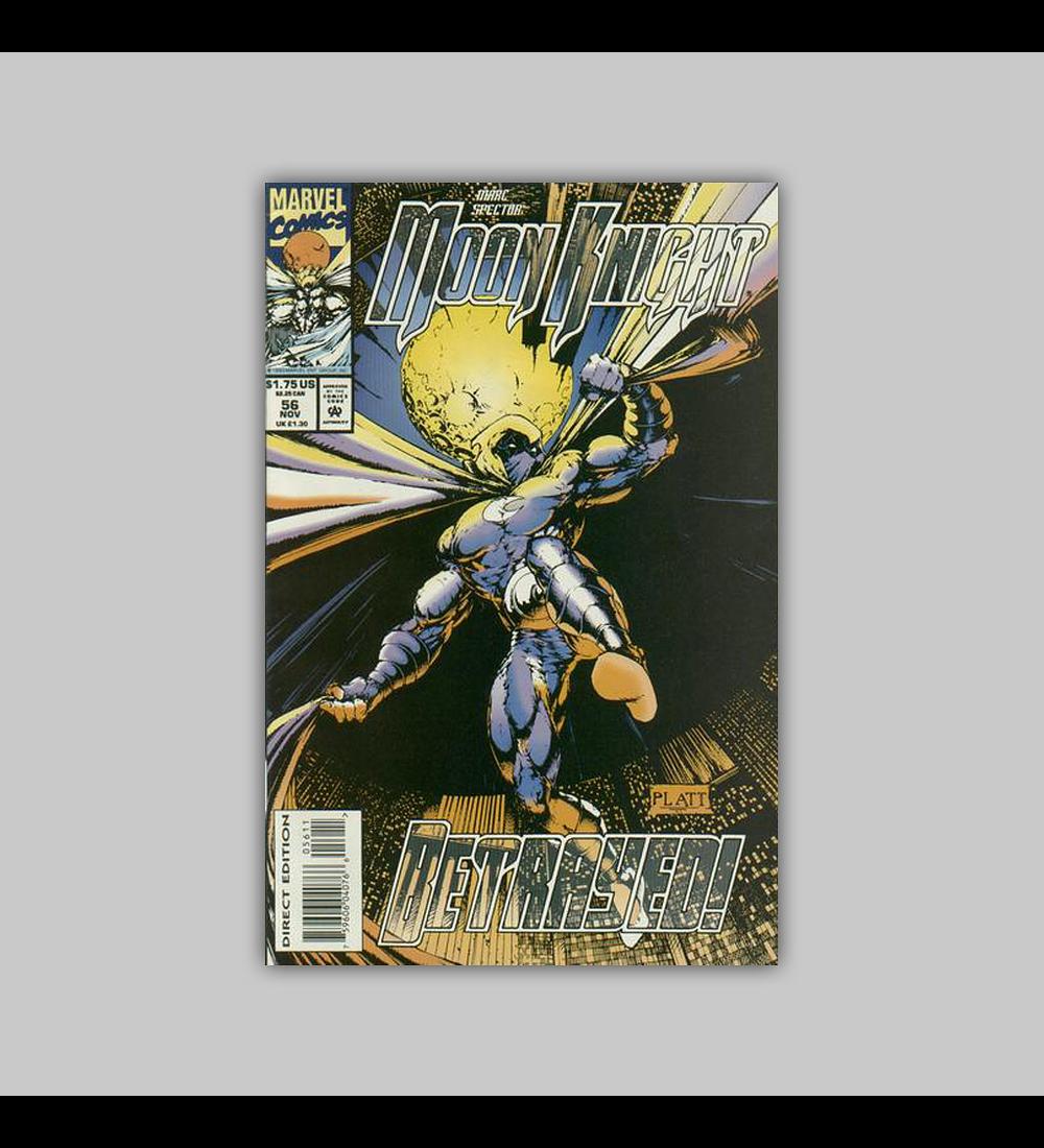 Marc Spector: Moon Knight 56 1993