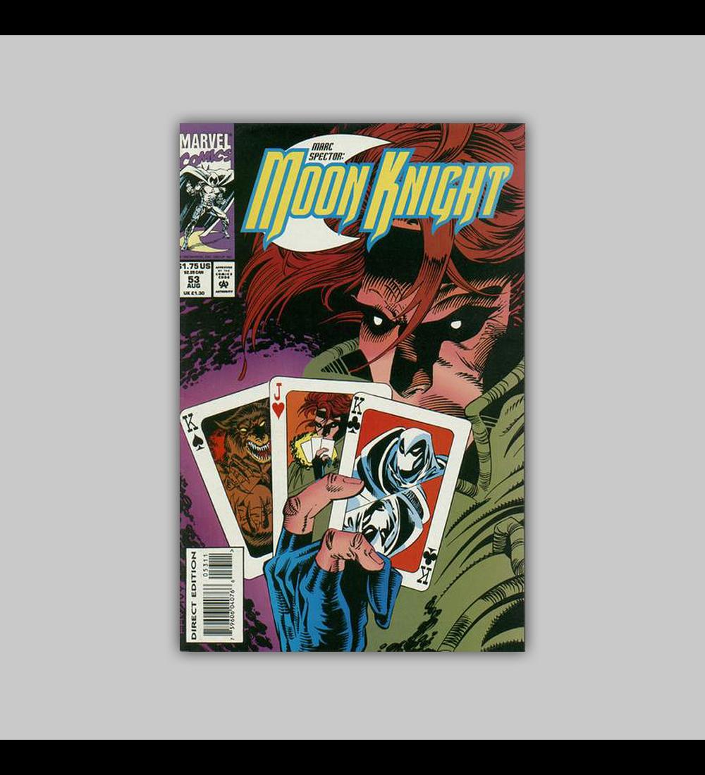 Marc Spector: Moon Knight 53 1993