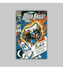 Marc Spector: Moon Knight 50 Die-Cut 1993
