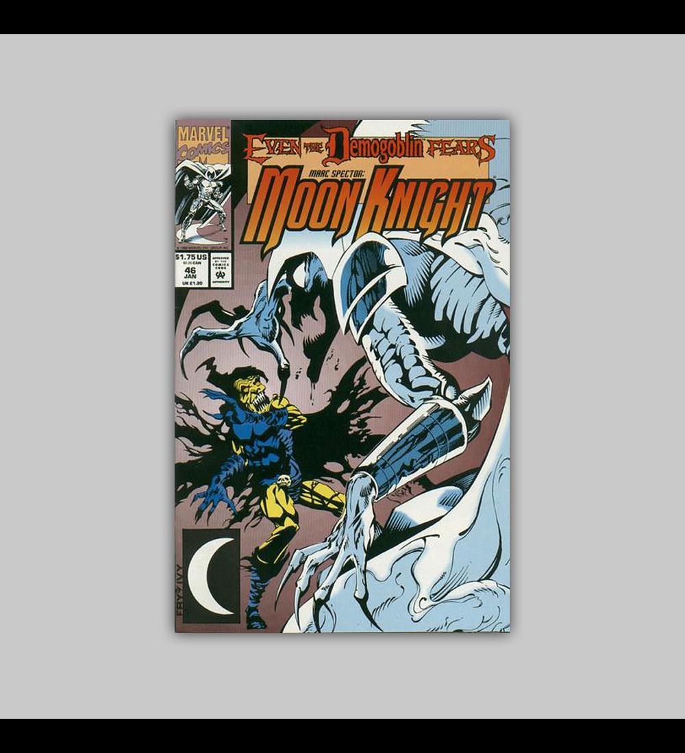 Marc Spector: Moon Knight 46 1993