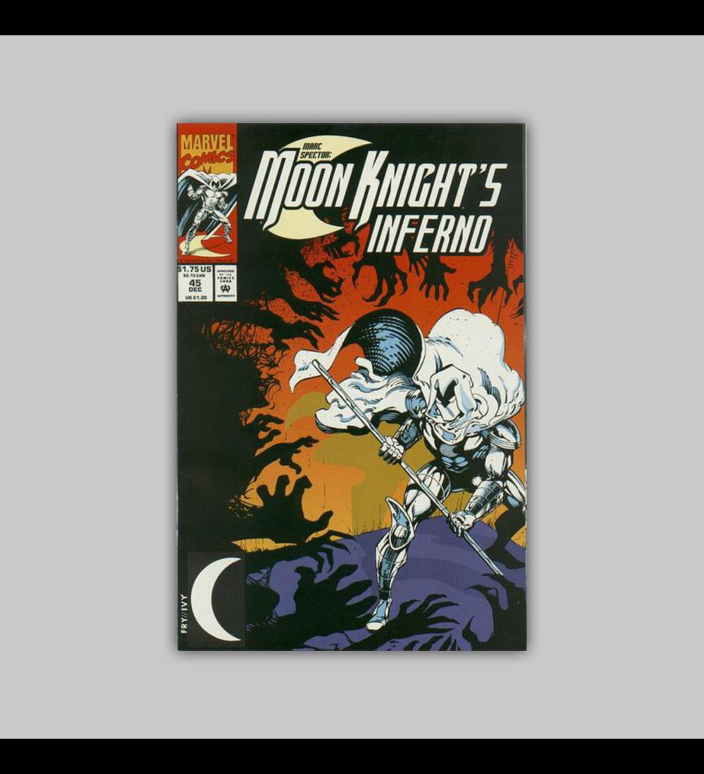 Marc Spector: Moon Knight 45 1992