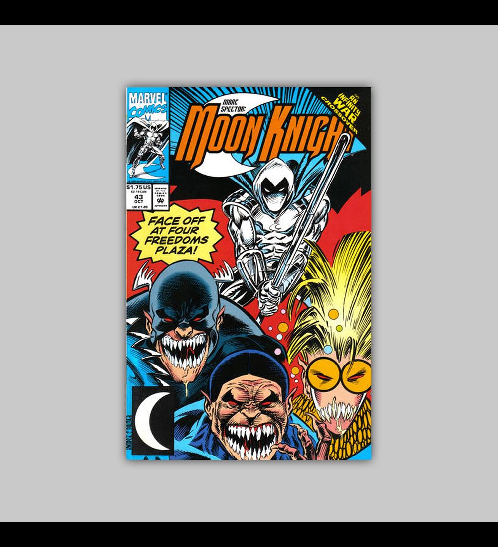 Marc Spector: Moon Knight 43 1992