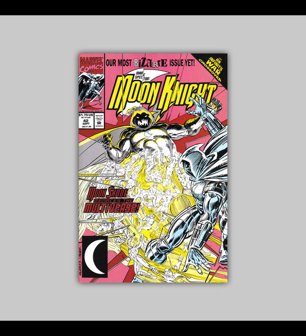 Marc Spector: Moon Knight 42 1992
