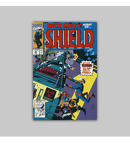 Nick Fury, Agent of S.H.I.E.L.D. 29 1991