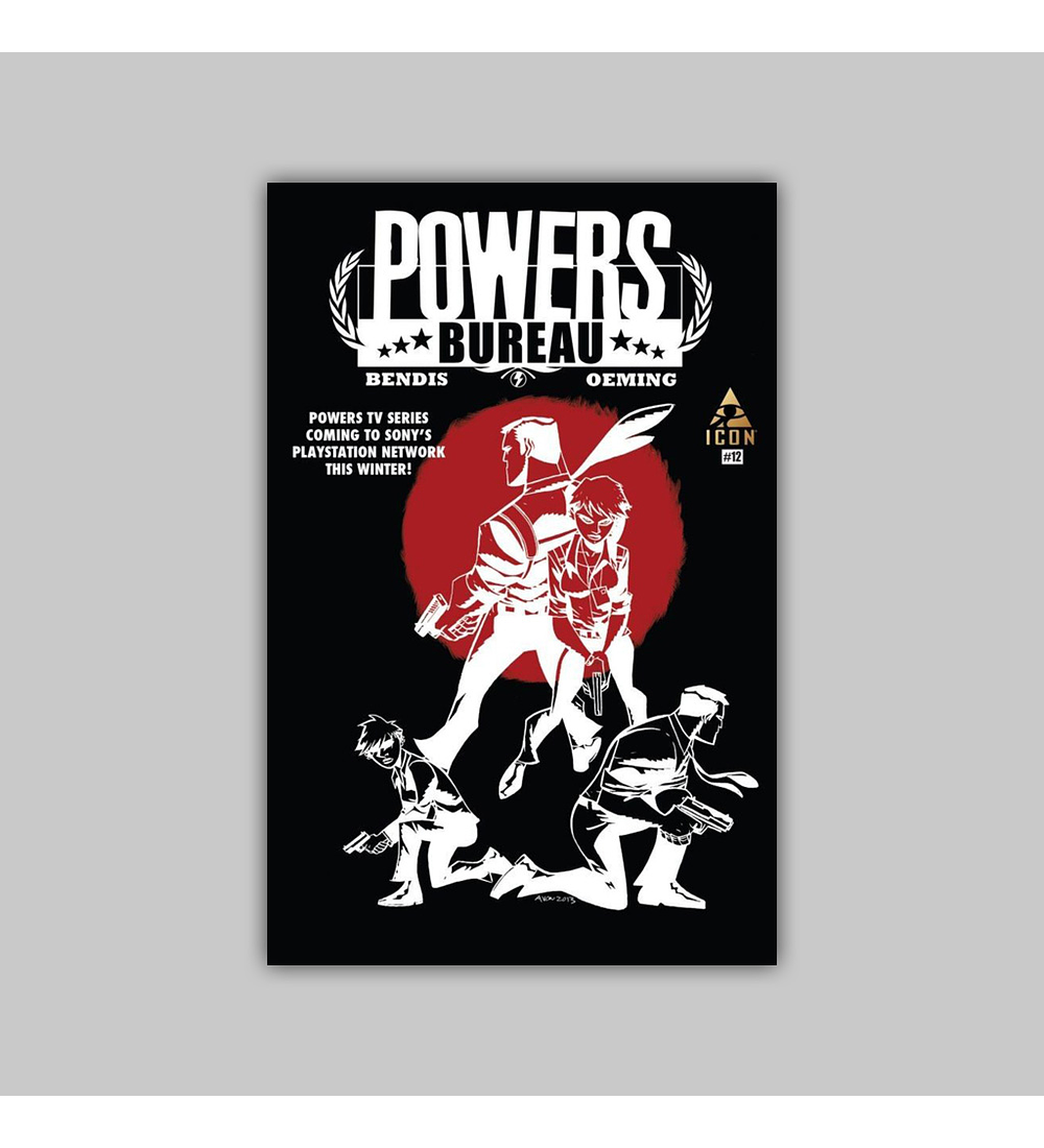 Powers: Bureau 12 2014