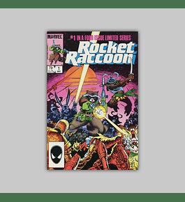 Rocket Racoon 1 1985