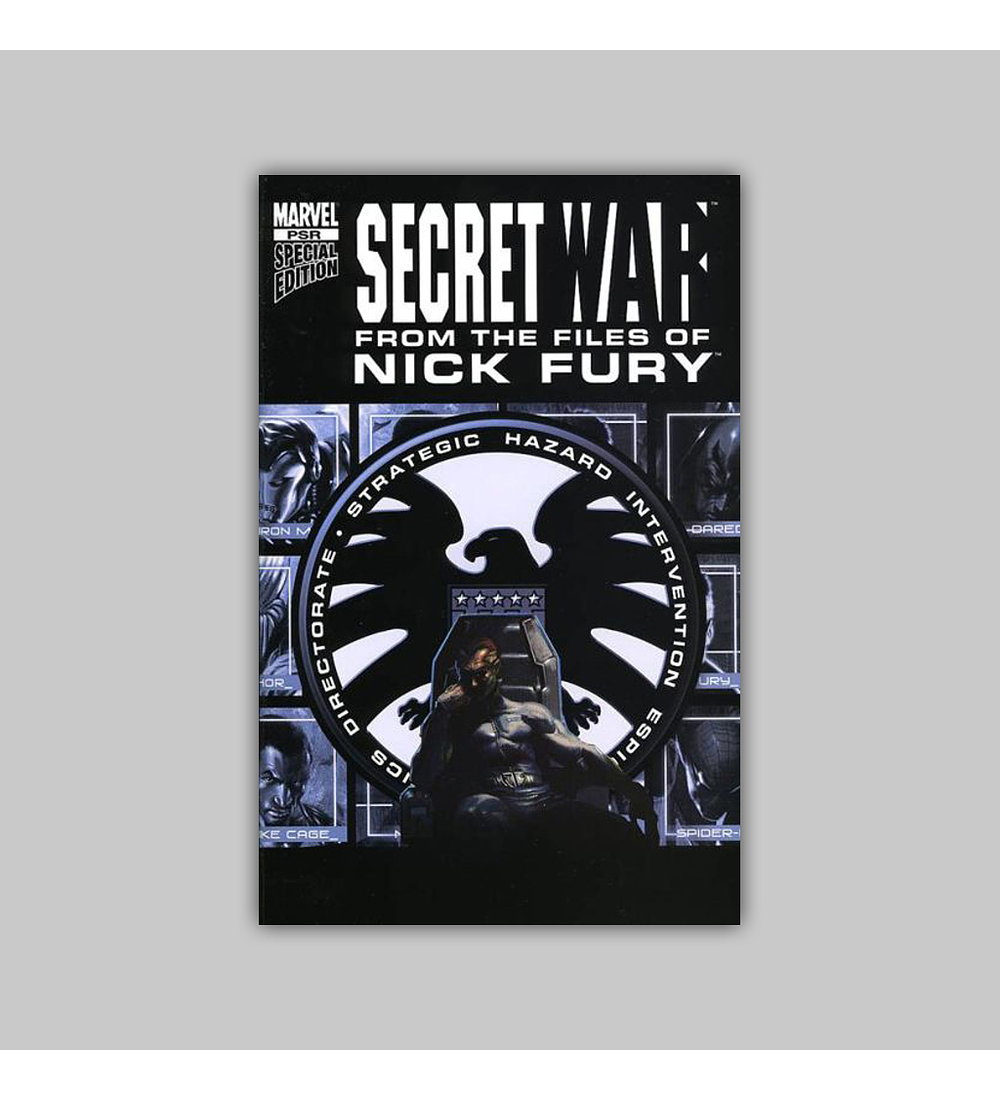 Secret War: From the Files of Nick Fury 2005