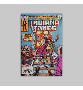 The Further Adventures of Indiana Jones 4 1983
