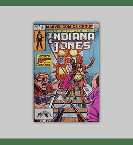The Further Adventures of Indiana Jones 4 1983
