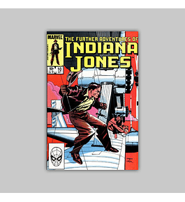 The Further Adventures of Indiana Jones 10 1983