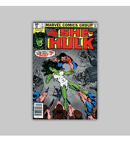 The Savage She-Hulk 11 1980