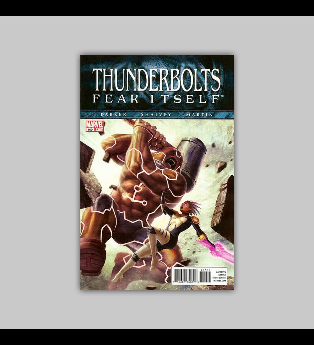 Thunderbolts 160 2011