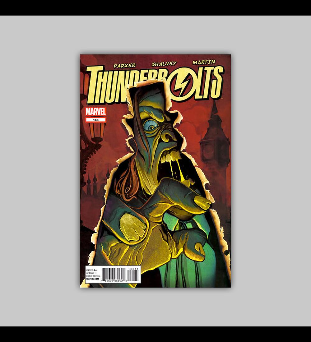 Thunderbolts 166 2012