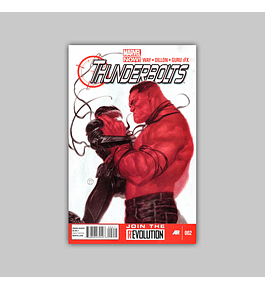 Thunderbolts (Vol. 2) 2 2013