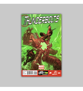 Thunderbolts (Vol. 2) 9 2013
