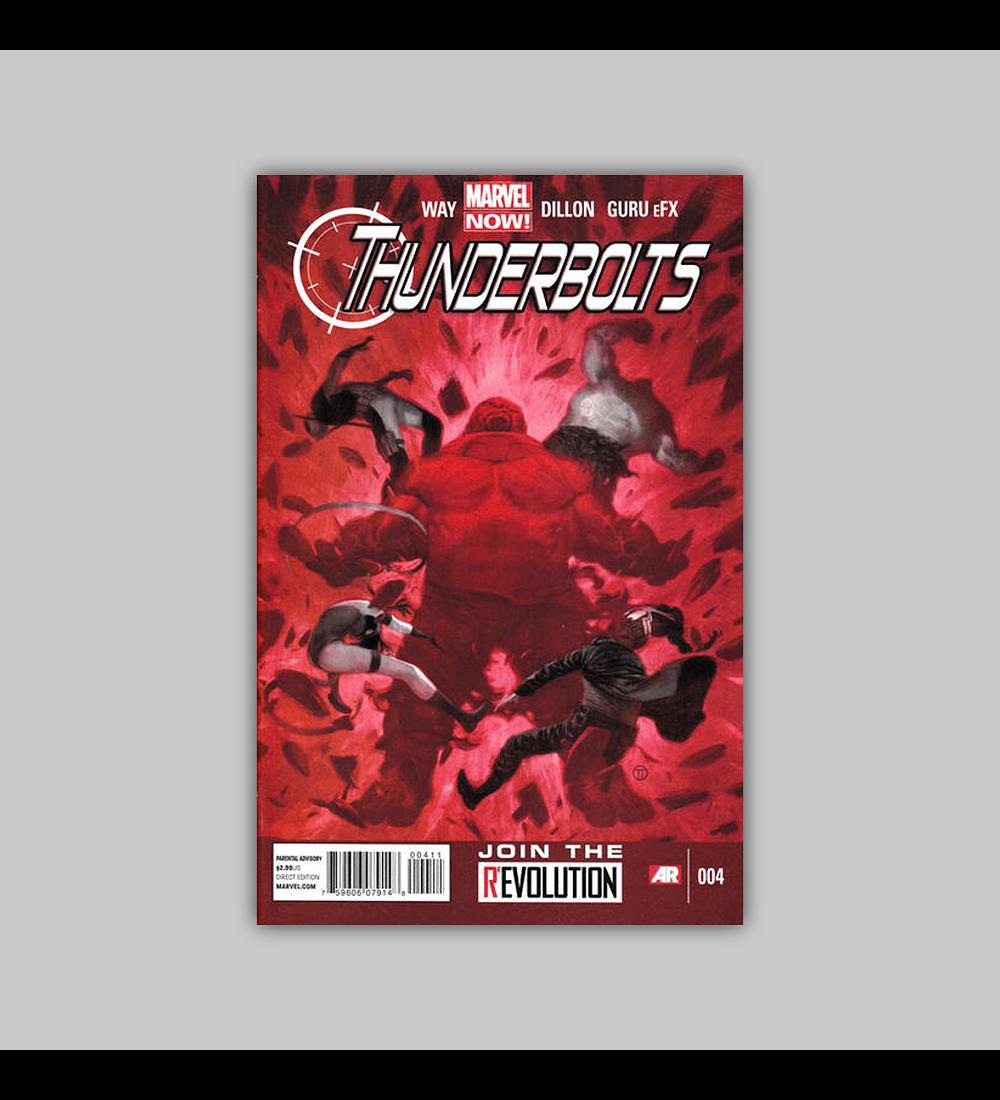 Thunderbolts (Vol. 2) 4 2013