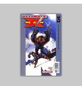 Ultimate X-Men 25 2003