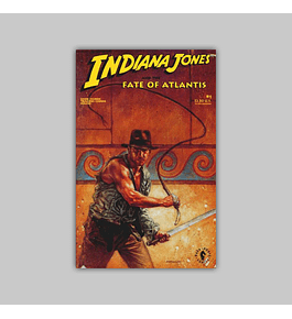 Indiana Jones and the Fate of Atlantis 1 1991